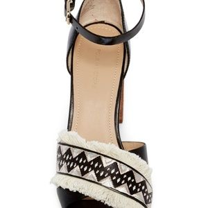 Anthropologie Shoes - Anthropologie Pour La Victoire Havana Block Heels